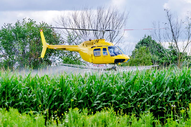 Agricultural Aerial Application in Pennsylvania