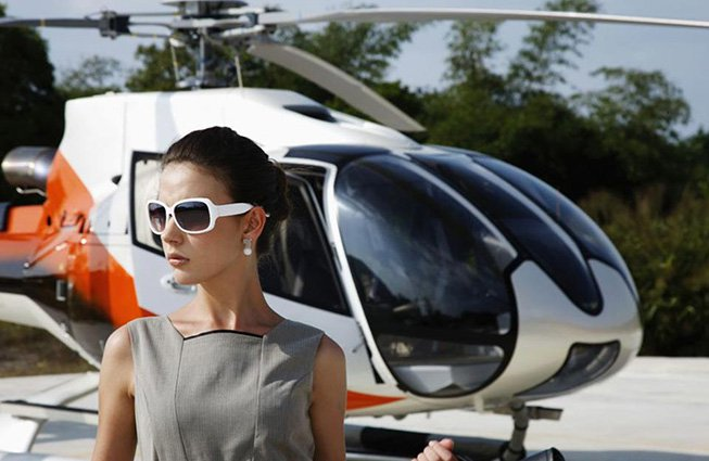Helicopter Charters in Pittsburgh